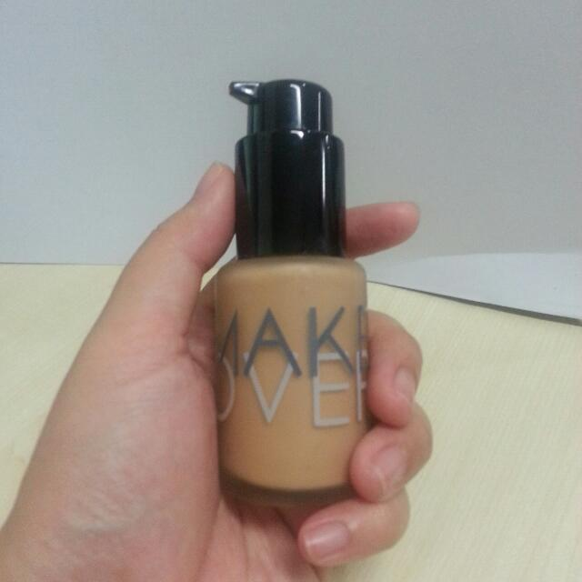 Makeover Liquid Matt  Foundation
