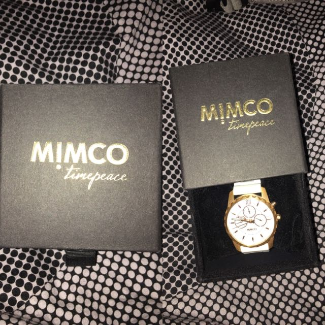 Mimco Timepiece Watch