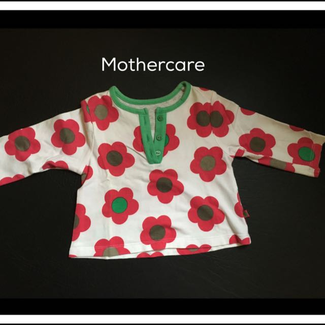 Mothercare Longsleeves