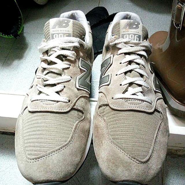 放new Balance 996 Grey Us10