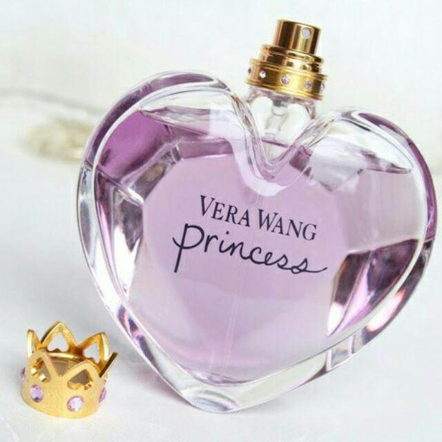 Preloved - Parfum Vera Wang Princess Ungu