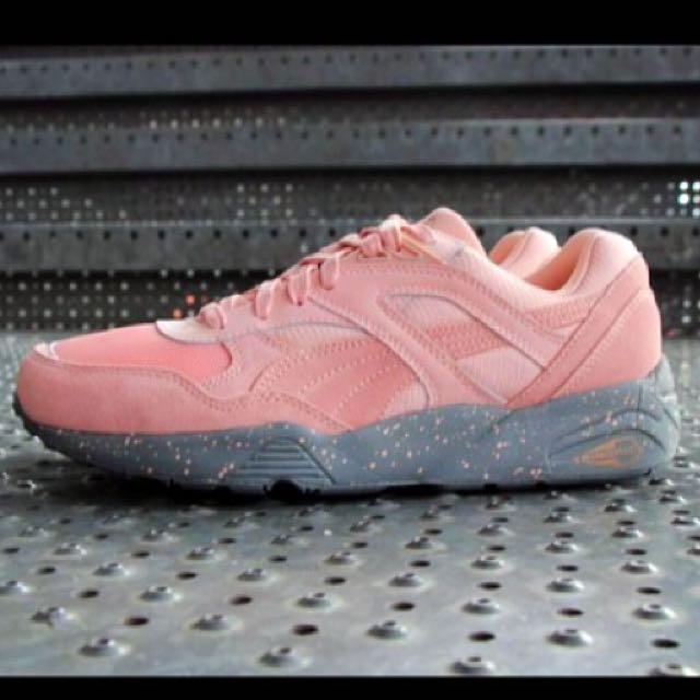 puma粉紅色運動鞋-情侶款