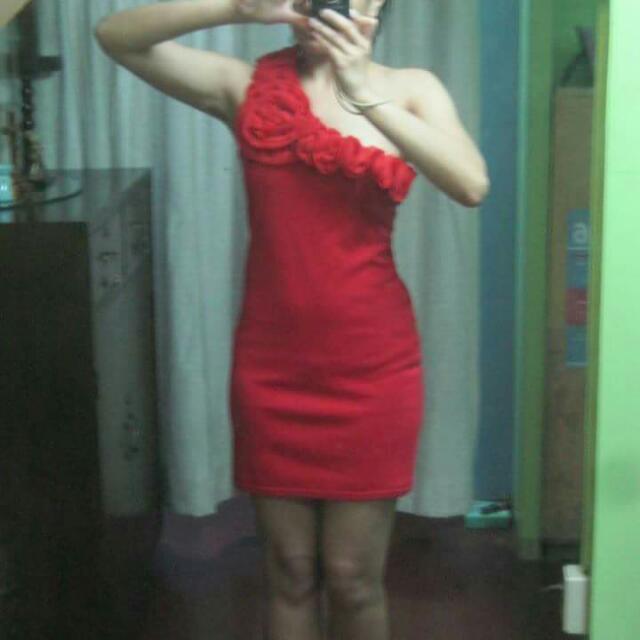 Kamiseta Red Dress (REPRICED)