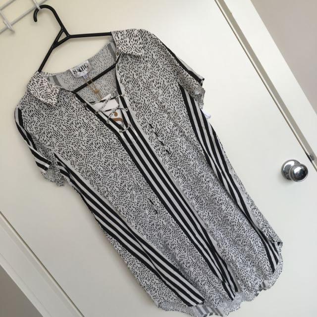 Saboskirt Mono Juicy Dress