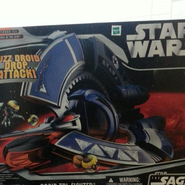 Star Wars Droid Tri Fighter