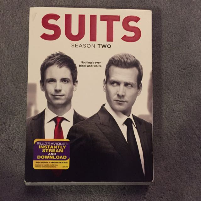 SUITS Season Two