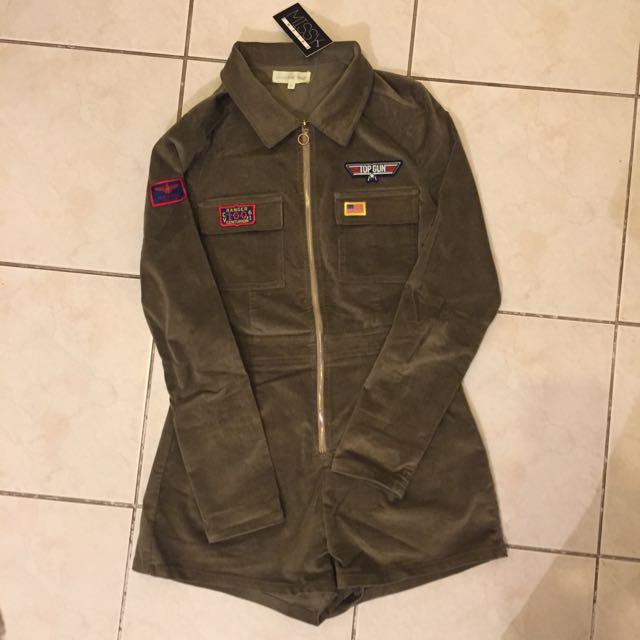 Top Gun Aviators Costume