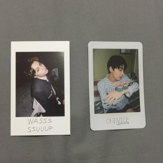[WTS/WTT] Seventeen Photocards