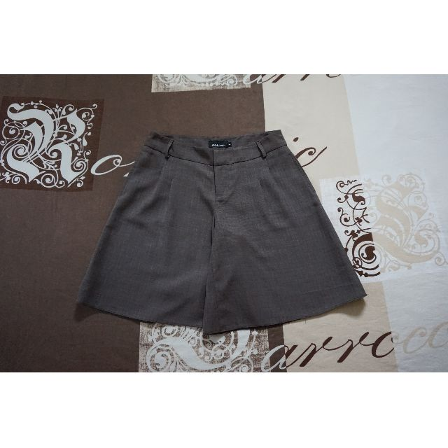 Zimmermann Grey Tailored Shorts Size 1 RRP $370.00