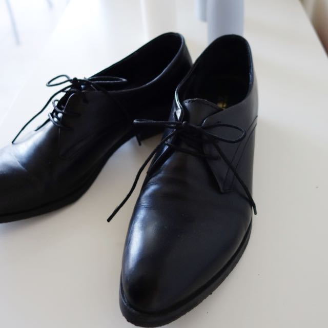 Zomp Leather Brogues