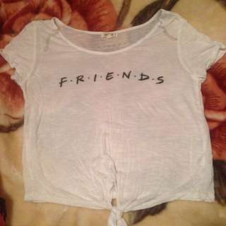 "Cool ""Friends"" Shirt"