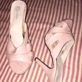Light Pink High Heels