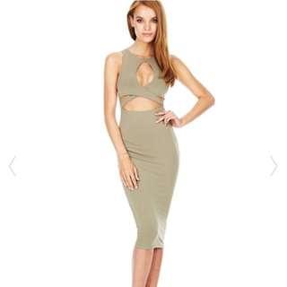 Nookie Dress Size 10