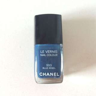 Chanel Nail Colout