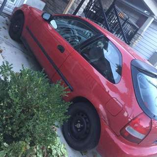 1999 HONDA CIVIC HATCHBACK