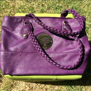 Preloved Authentic Mulberry Bag