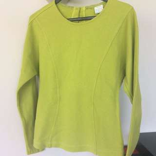 Made in Italy Benetton Women Top Size XS AUS 6