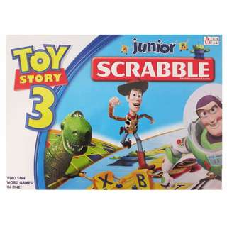 Toy Story 3 Junior Scrabble