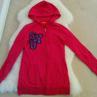 100% Cotton Hoodie Size S