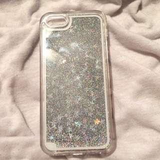 Glitter-filled iPhone 5s Case