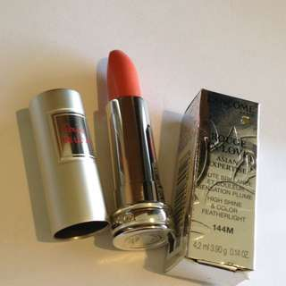 Lancôme Rouge In Love Lipstick #144m