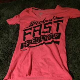Pink T-shirt From Nike( Running Shirt )