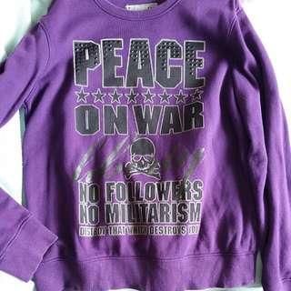 Bossini Purple Pullover