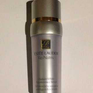 Estée Lauder Re-Nutriv Radiant White Age Renewal Serum