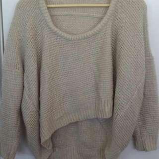 Woolen jumper / sweater