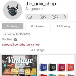 Shoutout To The Unix Shop!