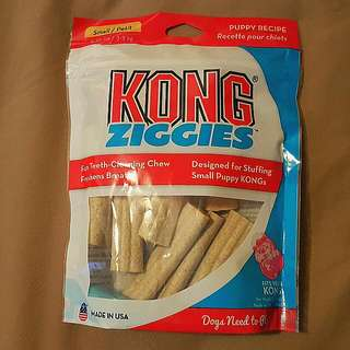 KONG Ziggies - treats For Small puppies