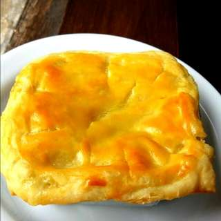 Chicken And Smoke Beef Pot Pie