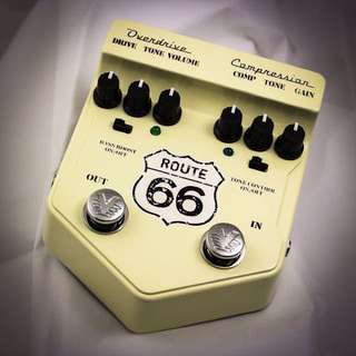 Visual Sound Route 66 Overdrive/comp