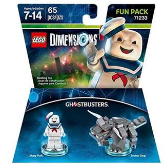 LEGO Ghostbusters Stay Puft Fun Pack