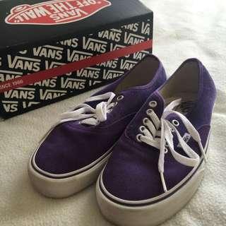 Vans Authentics - Purple