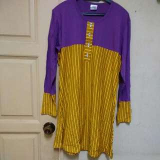 blouse labuh