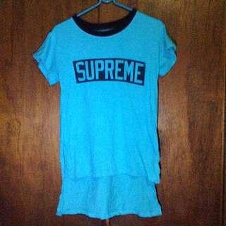 Supreme Longback Shirt