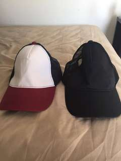 Hats from cotton on