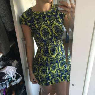 Gingham And Heels Dress Size 10