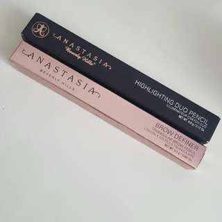Anastasia beverly hills- dark brown