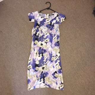 Blossom Going Out Dress - Seen On Tiger Mist