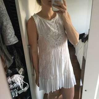 Pretty Lace Dress Size 10