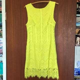 Tokito Lace Dress