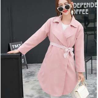 HQ 15141 Lapel Belted Cardigan