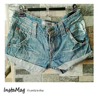 FREE SF🌟Imported Denim Short