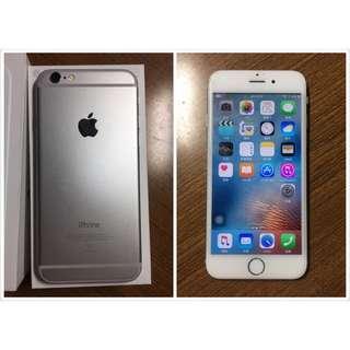 iPhone 6 16g 銀