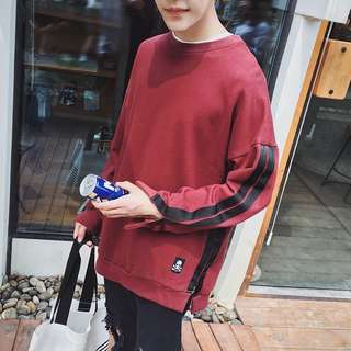韓國長袖衛衣