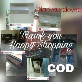 Thank You • COD • GO Box