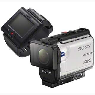 送32G含稅開發票 SONY HDR-X3000R 極限運動攝影機 台灣索尼公司貨