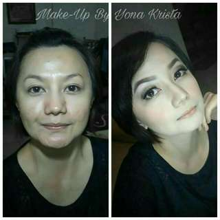 Make Up Party/Wisuda/Photoshoot/Wedding/Beauty Class